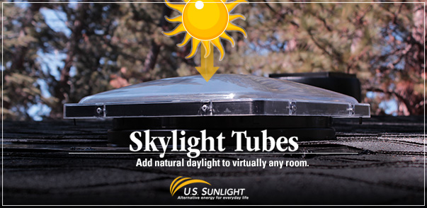 Skylight Tube Ventilation
