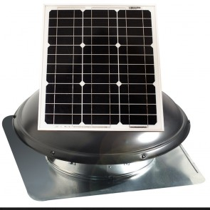 25 Watt Solar Attic Fan