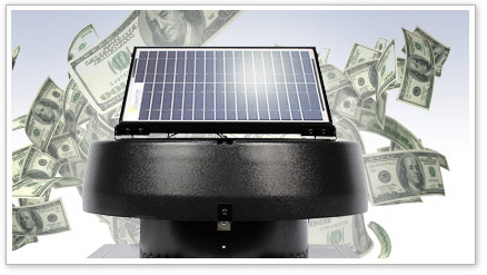 Tax Incentives for Solar Attic Fans